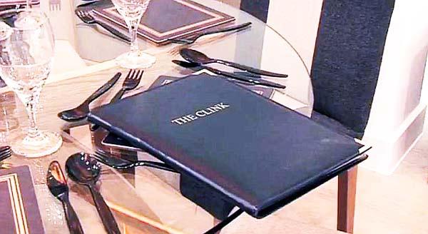 Πρωτότυπο εστιατόριο μέσα σε... φυλακή!