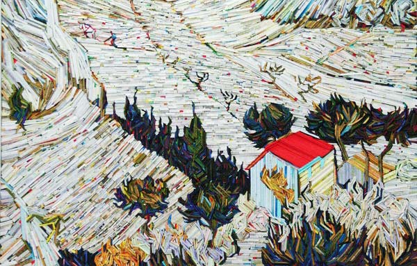 perierga.gr - Αντίγραφα έργων του Βαν Γκογκ από φελιζόλ!