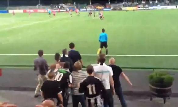 Perierga.gr - Όταν το ποδόσφαιρο είναι πραγματική διασκέδαση!