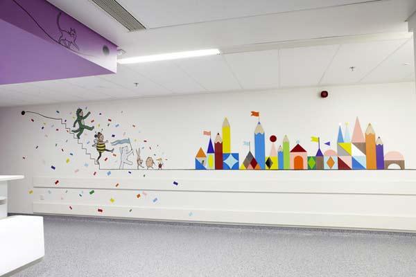 Τα πιο όμορφα νοσοκομεία για παιδιά!