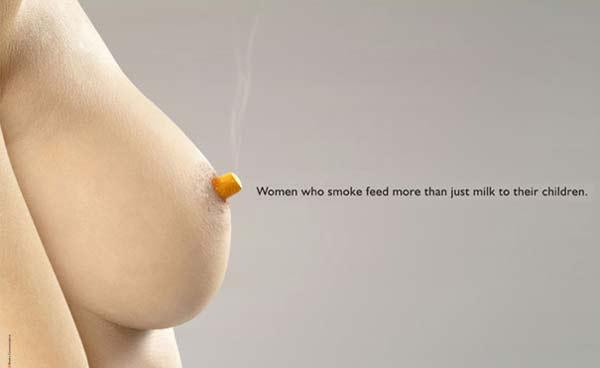 perierga.gr - 15 δημιουργικές αντικαπνιστικές διαφημίσεις!