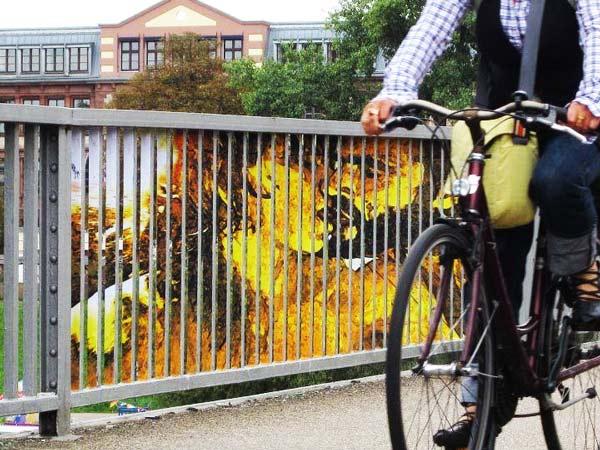 Perierga.gr- zebrating: ζωγραφική του δρόμου στα
