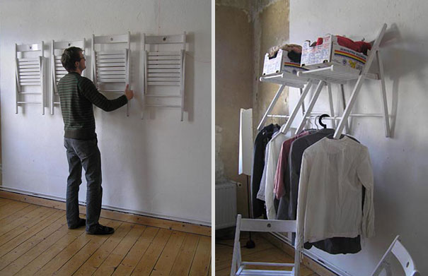 perierga.gr- Πρωτότυπες ιδέες επαναχρησιμοποίησης παλιών αντικειμένων!
