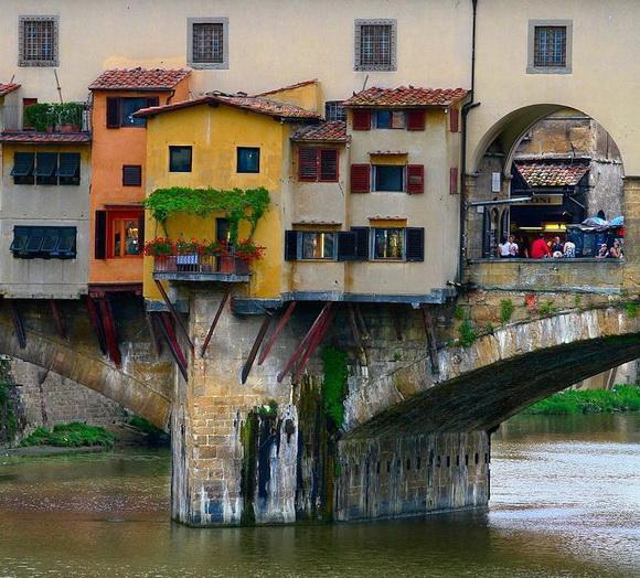 perierga.gr - Οι ωραιότερες κατοικημένες γέφυρες στον κόσμο!