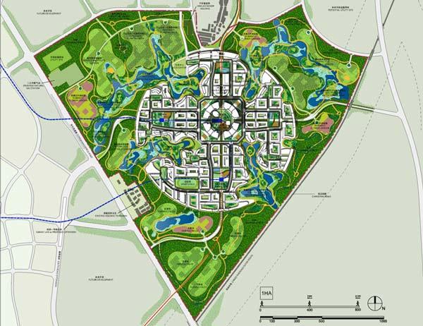 "perierga.gr - Η πρώτη ""πράσινη"" πόλη στον κόσμο!"