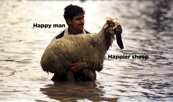 Η πραγματική ευτυχία σε 15 φωτογραφίες!