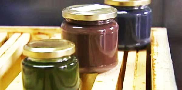 Μέλισσες παρήγαγαν χρωματιστό μέλι!