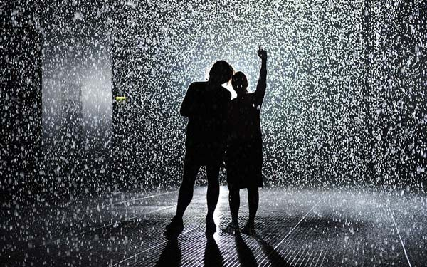 "perierga.gr - Το ""Δωμάτιο της Βροχής""!"