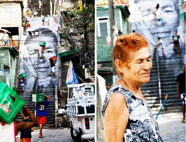 """perierga.gr - Δημόσιες σκάλες """"μεταμορφώνονται"""" σε έργα τέχνης!"""