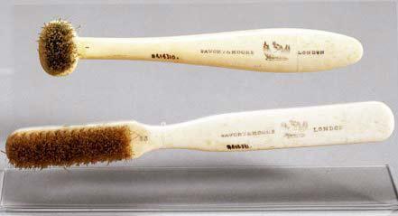 Η ιστορία της οδοντόβουρτσας...