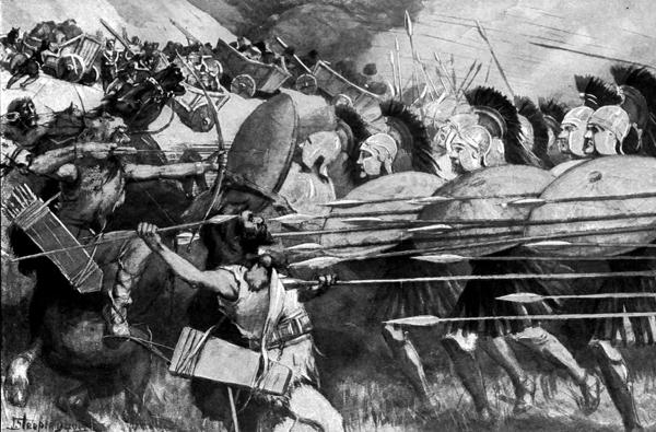 Perierga.gr - Περίφημοι ελληνικοί στρατοί