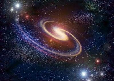 Perierga.gr - Το Σύμπαν τρέχει σαν…τρενάκι λούνα παρκ