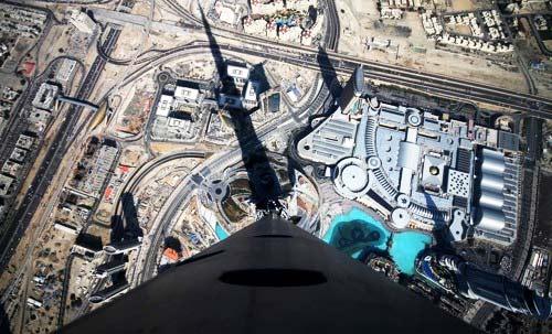 perierga.gr - Μια ματιά προς τα... κάτω από τα ψηλότερα κτήρια στον κόσμο!
