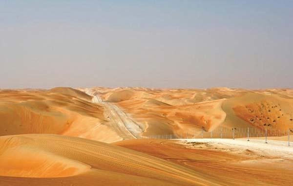 perierga.gr - Mastaba: Το μεγαλύτερο γλυπτό στην ιστορία!