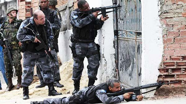 Οι πιο επικίνδυνες γειτονιές του κόσμου