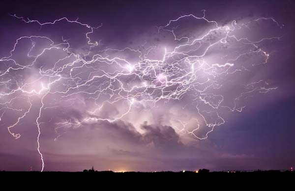 perierga.gr - Απίθανες αστραπές στους ουρανούς του κόσμου!