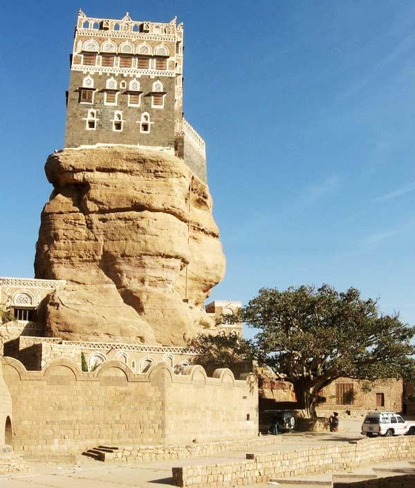 perierga.gr - Dar al Hajar: Το παλάτι του βράχου!