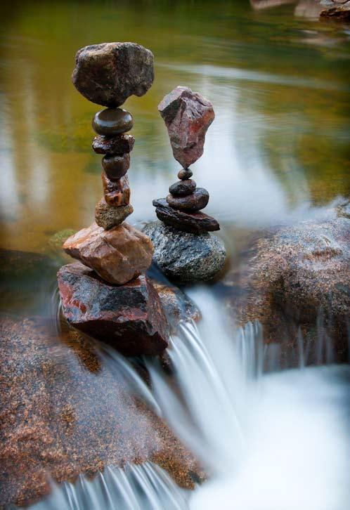 perierga.gr - Η απίθανη τέχνη της εξισορρόπησης με πέτρες!