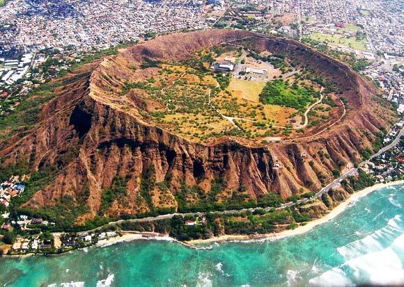 perierga.gr - 10 κρατήρες ηφαιστείων χάρμα οφθαλμών!