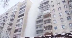 perierga.gr - Τρελό πείραμα... πετώντας βραστό νερό στους -41oC!