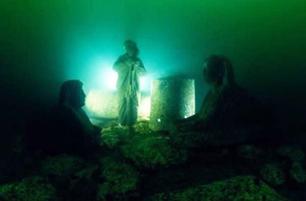 Parakseno.gr : shink1 7 αρχαίες πόλεις που βρέθηκαν στο βυθό!