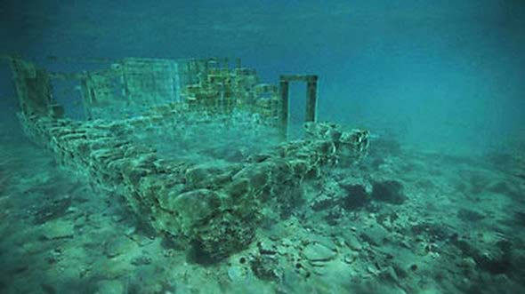 7 αρχαίες πόλεις που βρέθηκαν στο βυθό!