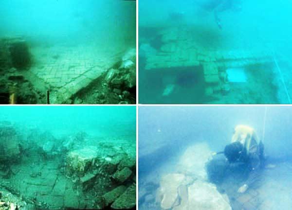 Parakseno.gr : shink6 7 αρχαίες πόλεις που βρέθηκαν στο βυθό!