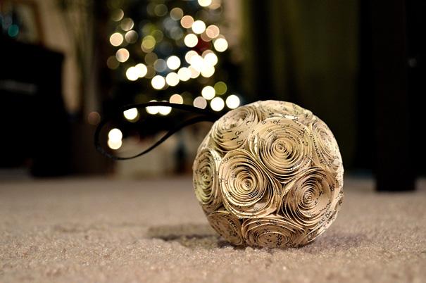 Ασυνήθιστα χριστουγεννιάτικα στολίδια!