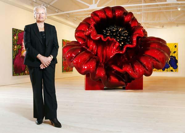 perierga.gr - Λουλούδια ύψους 4 μέτρων εξαπλώνονται στον πλανήτη!