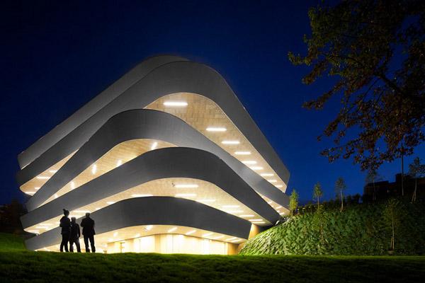 perierga.gr - 12 αρχιτεκτονικές δομές που ξεχώρισαν το 2012!