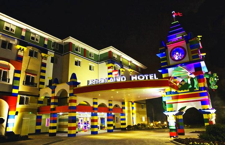 """""""Legoland Hotel"""": Ένα ξενοδοχείο από LEGO!"""