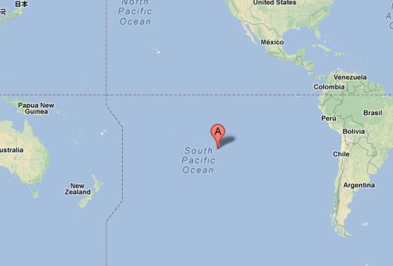 perierga.gr - Το πιο απομακρυσμένο νησί στον κόσμο!