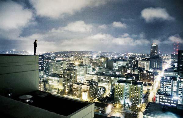 perierga.gr - Κοιτάζοντας την πόλη από (πολύ) ψηλά!