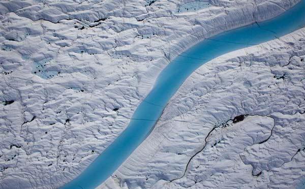 Χρωματισμένα ποτάμια στον κόσμο