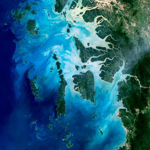 Εντυπωσιακές εικόνες της Γης από το Διάστημα!