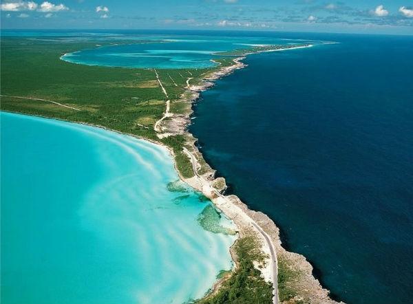 """Εκεί που """"ενώνεται"""" η Καραϊβική με τον Ατλαντικό!"""
