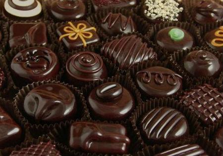 Perierga.gr - Δύο κομματάκια σοκολάτας αρκούν!