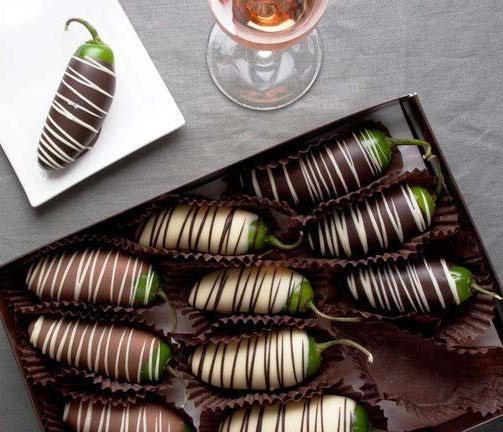 "perierga.gr - 10+1 παράξενες σοκολατένιες ""λιχουδιές""!"