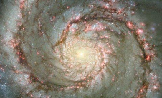 Perierga.gr - H μεγαλύτερη «δίνη» στο σύμπαν!