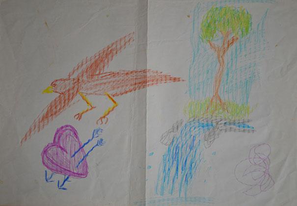 Η εξέλιξη ενός ζωγράφου από 2 ετών έως 25!