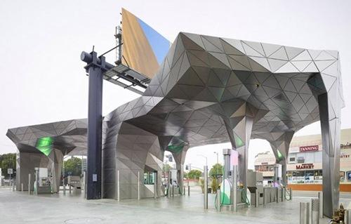 perierga.gr - 15 κτήρια όπου το οριγκάμι... συναντά την αρχιτεκτονική!