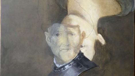 perierga.gr - Ένα μυστικό κάτω από πίνακα του Ρέμπραντ!