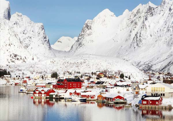 Parakseno.gr : reine12 Reine: Το απομακρυσμένο «διαμάντι» της Νορβηγίας!