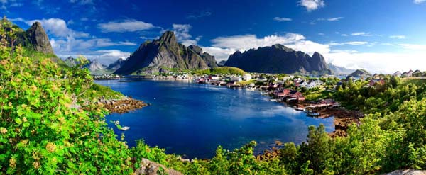 Parakseno.gr : reine13 Reine: Το απομακρυσμένο «διαμάντι» της Νορβηγίας!