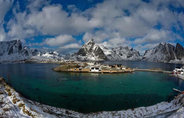 Parakseno.gr : reine15 Reine: Το απομακρυσμένο «διαμάντι» της Νορβηγίας!