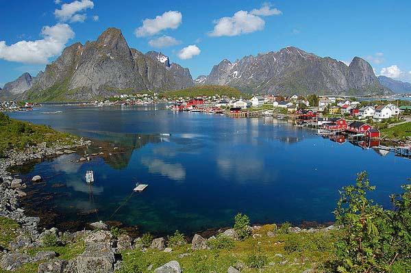 Parakseno.gr : reine3 Reine: Το απομακρυσμένο «διαμάντι» της Νορβηγίας!