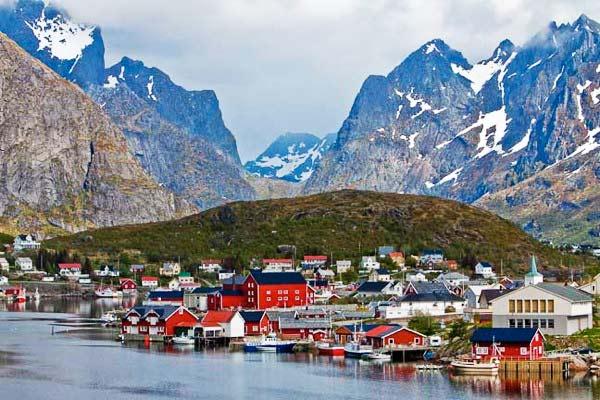 Parakseno.gr : reine8 Reine: Το απομακρυσμένο «διαμάντι» της Νορβηγίας!