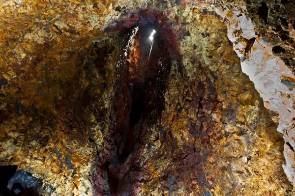 perierga.gr - Το μοναδικό ηφαίστειο που μπορείτε να εξερευνήσετε εκ των έσω!
