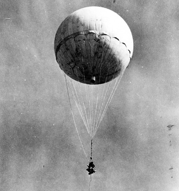 Perierga.gr - Αερόστατα - βόμβες, ένα μεγάλο μυστικό του Β' ΠΠ!