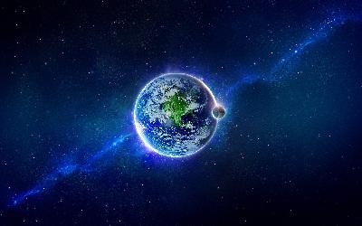 perierga.gr - Εντυπωσιακή σύσγκριση Γης και άλλων πλανητών σε μέγεθος!